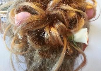 Added hair pieces help….